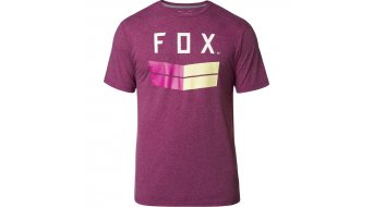 Fox Frontier Tech camiseta de manga corta Caballeros heather