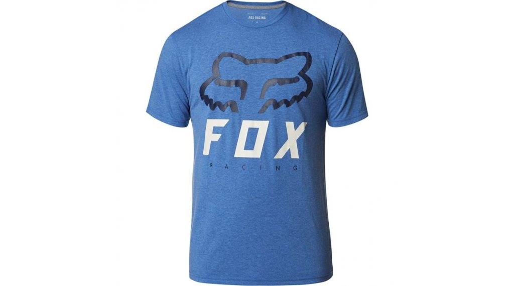 Fox Heritage Forger Tech T-Shirt 短袖 男士 型号 S heather royal