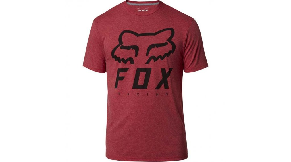 Fox Heritage Forger Tech T-Shirt 短袖 男士 型号 S chili
