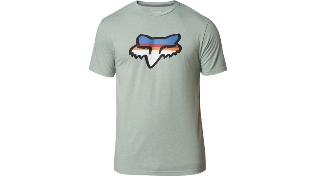 Fox Head Strike Tech T-Shirt 短袖 男士 型号 S grey