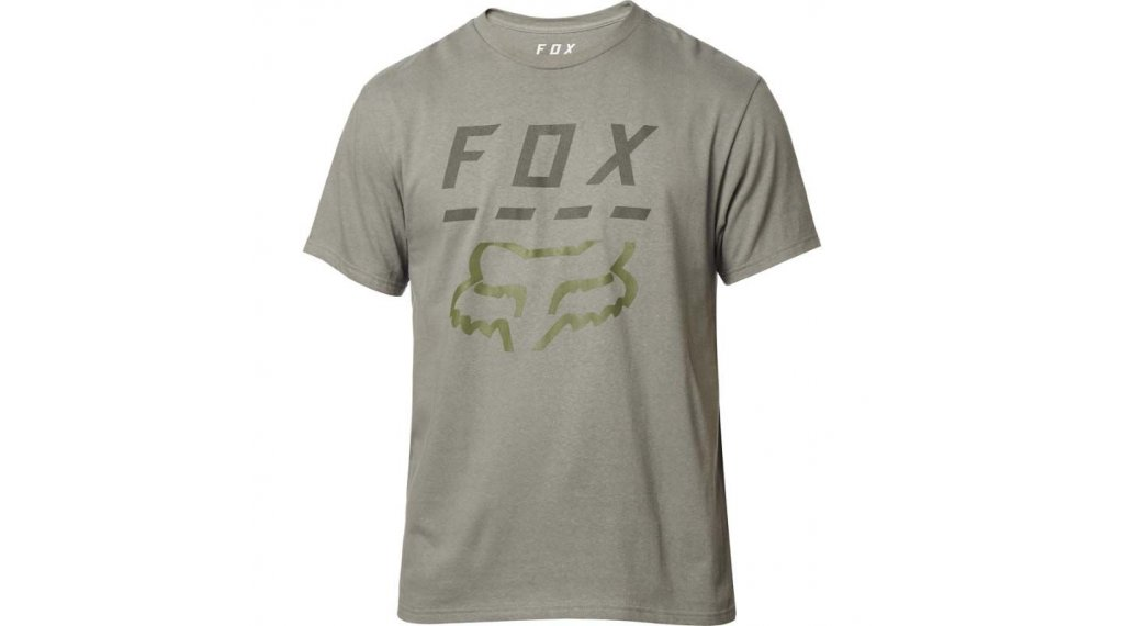 Fox Highway 短袖 T-Shirt 男士 型号 XL grey