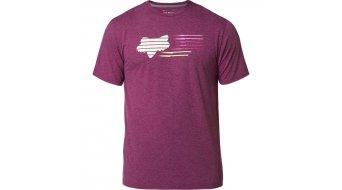 FOX Lightspeed Head Tech t-shirt manches courtes hommes taille heather