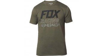 FOX Overdrive krátký rukáv tričko pánské olive green