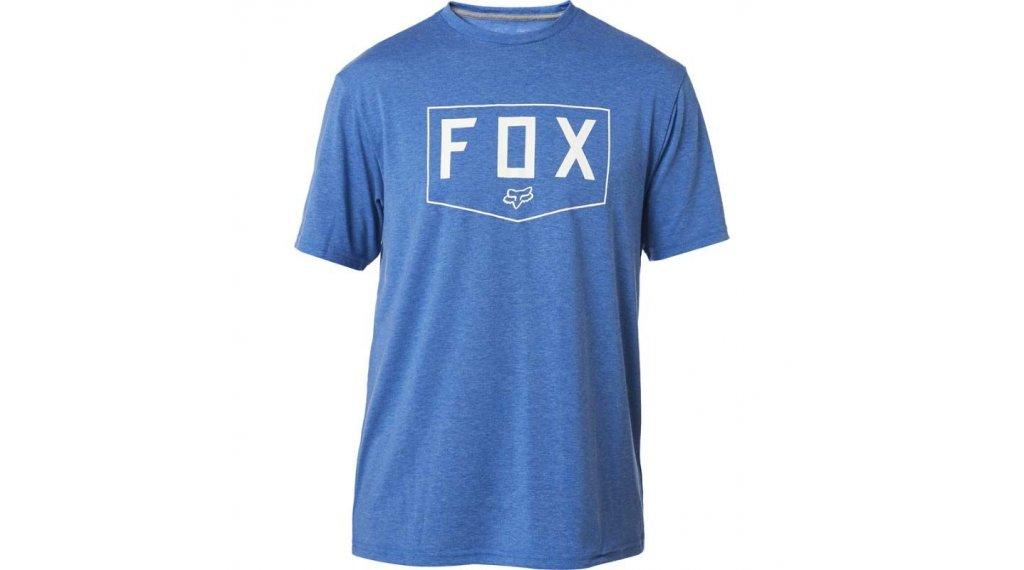 Fox Shield Tech T-Shirt 短袖 男士 型号 S heather royal