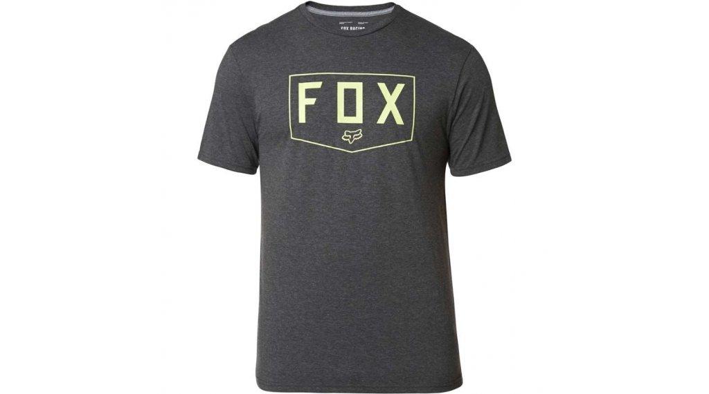 Fox Shield Tech T-Shirt 短袖 男士 型号 S heather black