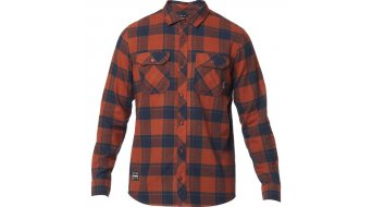 FOX Traildust 2.0 дълъг ръкав Flannelhemd мъже/мъжки размер