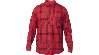 FOX Voyd 2.0 manches longues Flannelmaillot hommes taille L cardinel