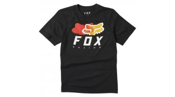 Fox Chromatic T-Shirt kurzarm Kinder Gr. S black