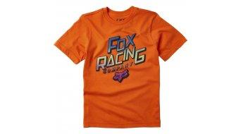 Fox Cruiser T-Shirt kurzarm Kinder orange flame