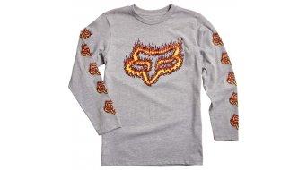 Fox Flame Head Langarm T-Shirt Kinder