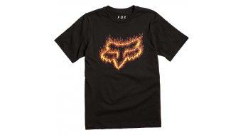 Fox Flame Head kurzarm T-Shirt Kinder