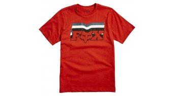 Fox Far Out kurzarm T-Shirt Kinder