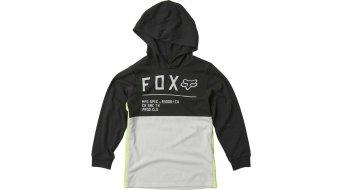 Fox Non Stop Premium T-Shirt 长袖 儿童 型号 black vintage