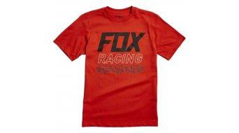 Fox Overdrive kurzarm T-Shirt Kinder