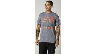 Fox Hightail Tech camiseta de manga corta Caballeros tamaño S heather graphite