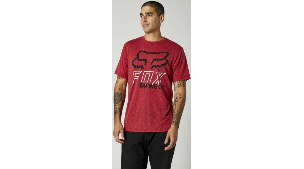 Fox Hightail Tech camiseta de manga corta Caballeros tamaño S chili