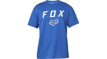 Fox Legacy Moth T-Shirt kurzarm Herren Gr. S royal blue