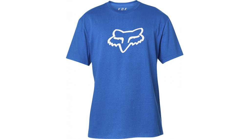 FOX Legacy t-shirt manches courtes hommes Gr. S royal bleu