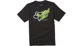 Fox Turn N Burn T-Shirt 短袖 儿童 型号 black