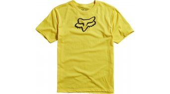 FOX Legacy t-shirt manica corta bambini- t-shirt Youth . yellow