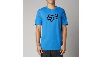 FOX Legacy Foxhead T-shirt korte mouw heren maat S blue