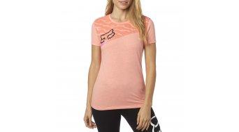 Fox Activated T-Shirt kurzarm Damen-T-Shirt Crew Neck Gr. M melon