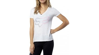 Fox Phoenix T-Shirt kurzarm Damen-T-Shirt Womens V-Neck Tee