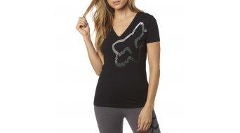Fox Perfor T-Shirt kurzarm Damen-T-Shirt V-Neck S