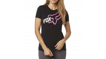 FOX Reacted T-shirt short sleeve ladies-T-shirt Crew neck