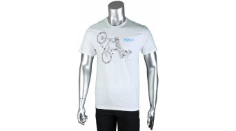 FOX Big Bfin t-shirt manches courtes hommes-t-shirt Tee taille XXL optic white