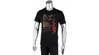 FOX Black Cherry t-shirt manches courtes hommes-t-shirt Tee taille black