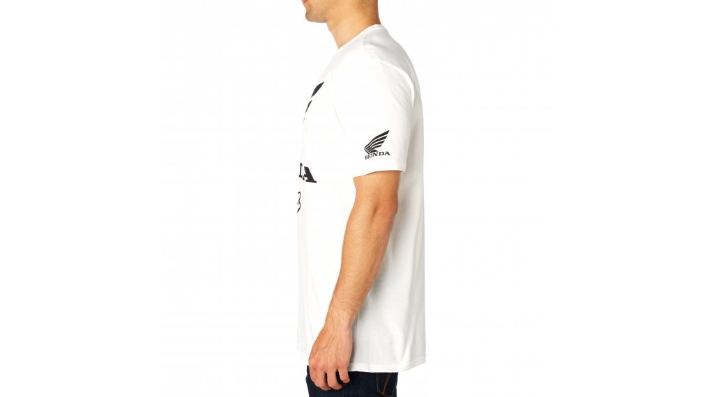 a98e141a10 FOX Honda Premium póló rövid ujjú férfi Méret S optic white