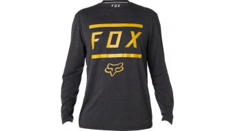 Fox Listless Tech T-Shirt langarm Herren heather