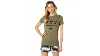 Fox Listless Crew T-Shirt kurzarm Damen