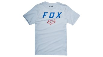 Fox Contended Youth Kinder T-Shirt kurzarm Gr. 134 (Y-M) heather grey