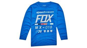 Fox Draftr Youth niños camiseta manga larga