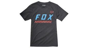 Fox Full Mass Youth niños camiseta de manga corta tamaño 134 (und-M) negro