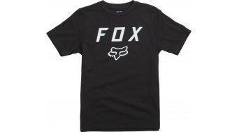 Fox Legacy Moth T-Shirt kurzarm Kinder Gr. L black