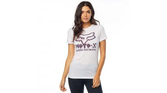 Fox Drips SS Crew T-Shirt Damen