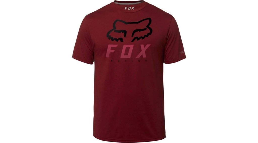 Fox Heritage Forger T-Shirt 男士 型号 L red