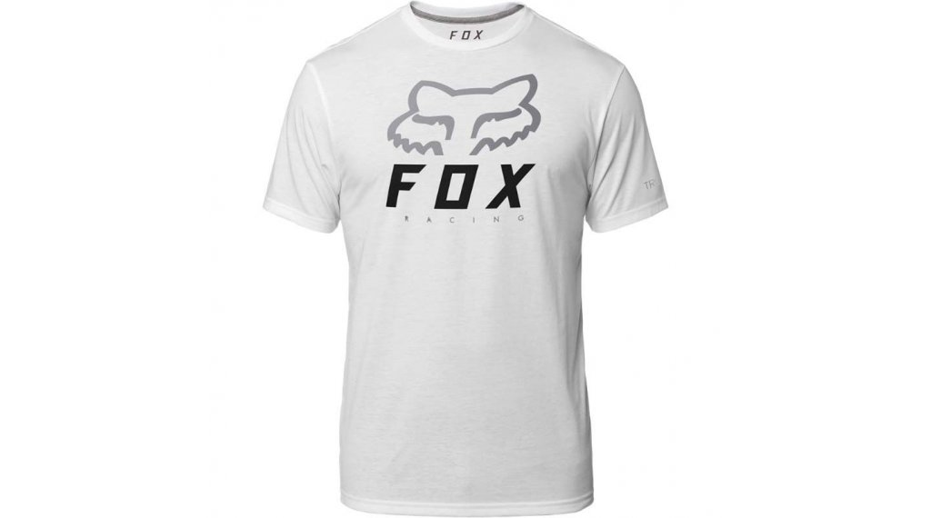 Fox Heritage Forger T-Shirt 男士 型号 L white