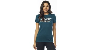 Fox Retro Fox SS Crew camiseta Señoras tamaño L jade