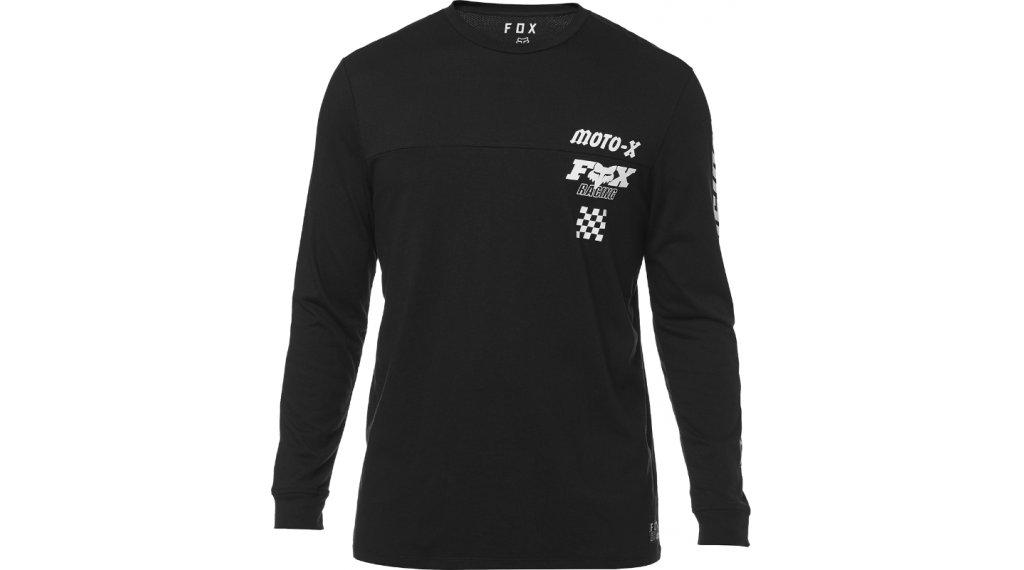 FOX manica comprare shirt lunga prezzo trazione Knit a da LS t uomo 6X1zXqUnxr