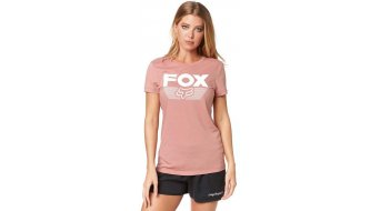 FOX Ascot Crew T-shirt ladies size S pink- Sample