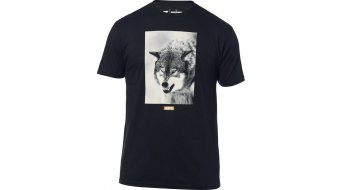 FOX We are Wolves T-shirt heren black