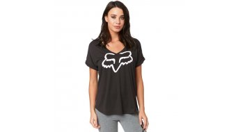 Fox Responded Vneck T-Shirt 短袖 女士 型号 L black vintage