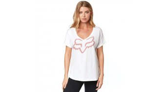 FOX Responded Vn bord t-shirt manches courtes femmes taille