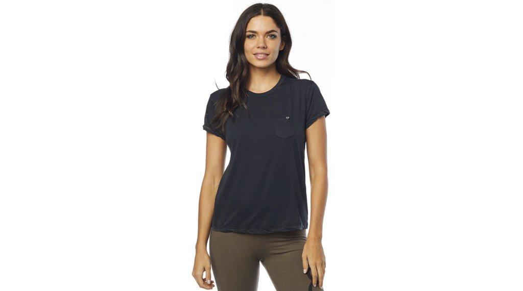 85cac5b82b FOX Washed Out csatlakozó Pocket Crew póló női Méret L black - 26,68 €