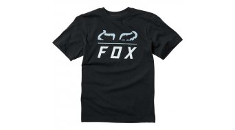 Fox Furnace Youth T-Shirt Kinder Gr. M black