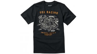 Fox Fast Track Youth T-Shirt 儿童 型号 M black- Sample